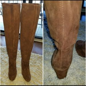 aaf6b07d4bd Nine West Shoes - 🐻Nine West OTK Snowfall Suede Boots